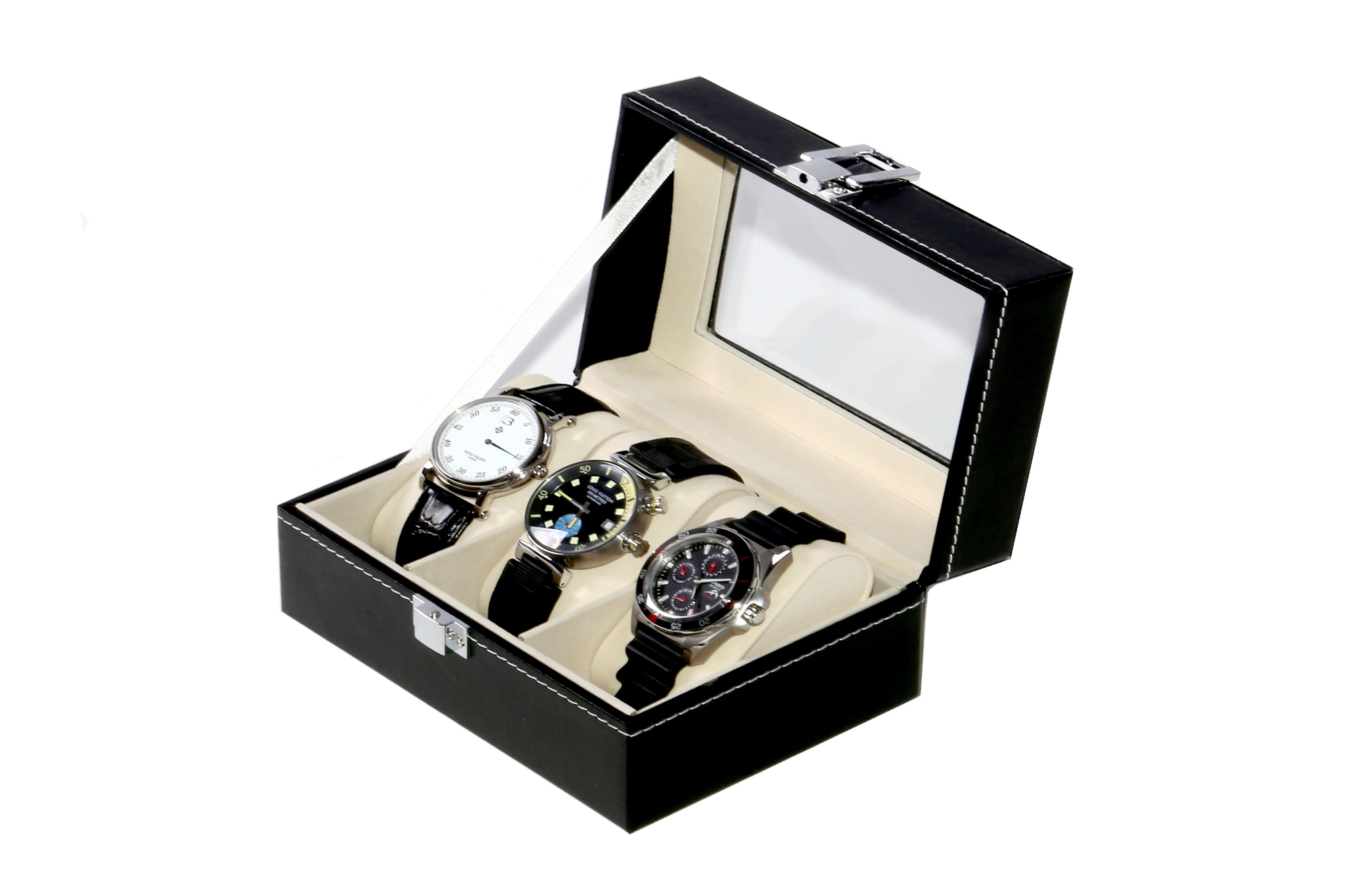 81f001891 vitrina-guarda-24-relojes-en-aluminio