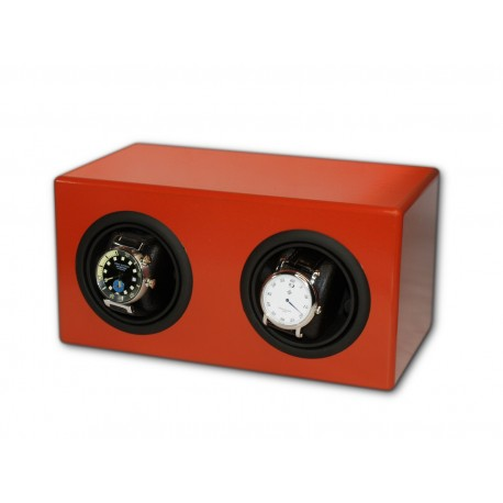 2 Watch Winder Compact Red