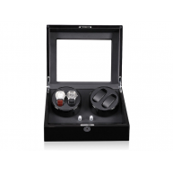 Uhrenbeweger 4+5 Watch Winder Black-Black