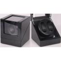 Watch Winder (1 motor 2 relojes) Black-Carbon Fiber