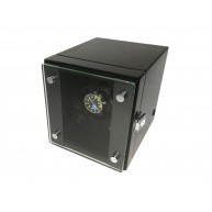 Watch Winder (1 motor 1 relojes) Glass Carbon fiber