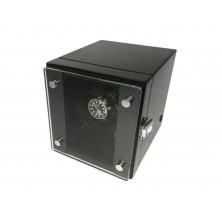 Watch Winder (1 winder 1 watches) Glass Carbon fiber