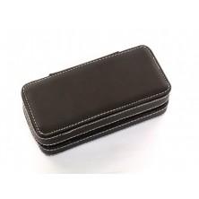 Zipper case for 2 Watches CF