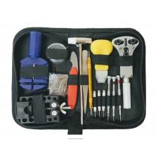 Kit herramientas de relojeria 25 piezas