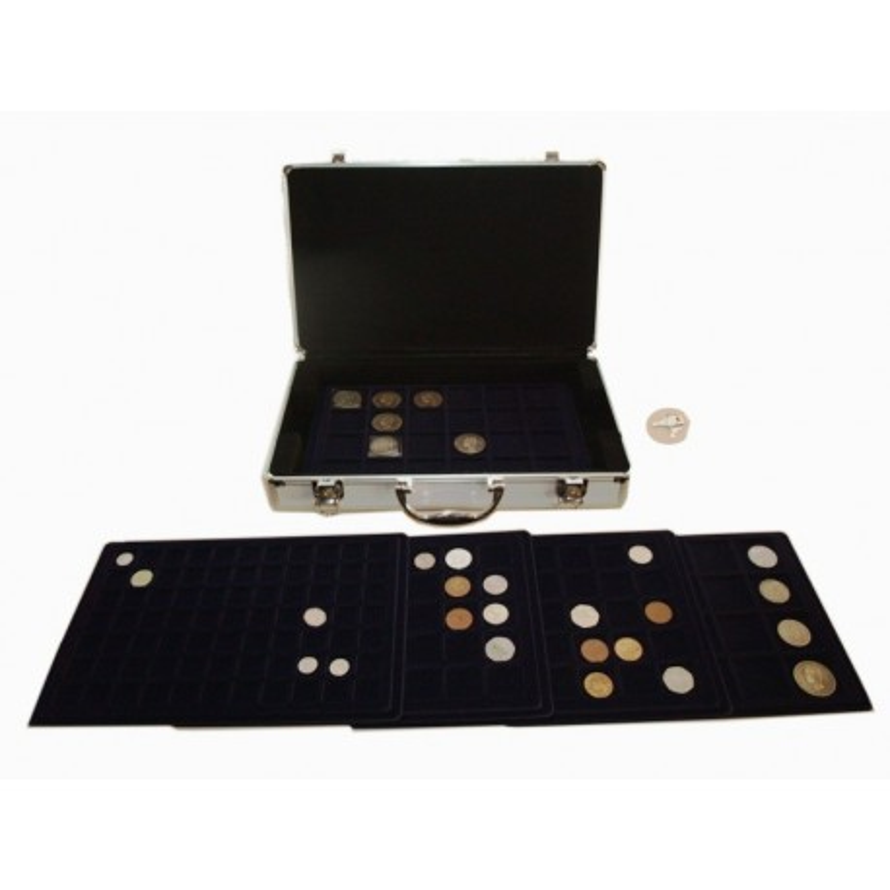 Maletin Guarda 205 monedas