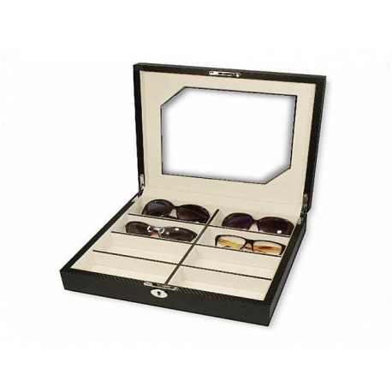 Scatola porta 8 occhiali