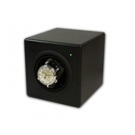 Watch Winder Cube Black