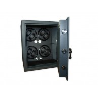 Caja fuerte Watch Winder 8 Black LED