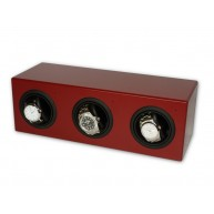 Watch Winder 3 Compact Red