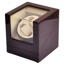Watch Winder (1 winder 2 watches) Ebony-Cream